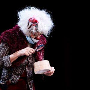Dinamizadora y clown Francesca Zannier